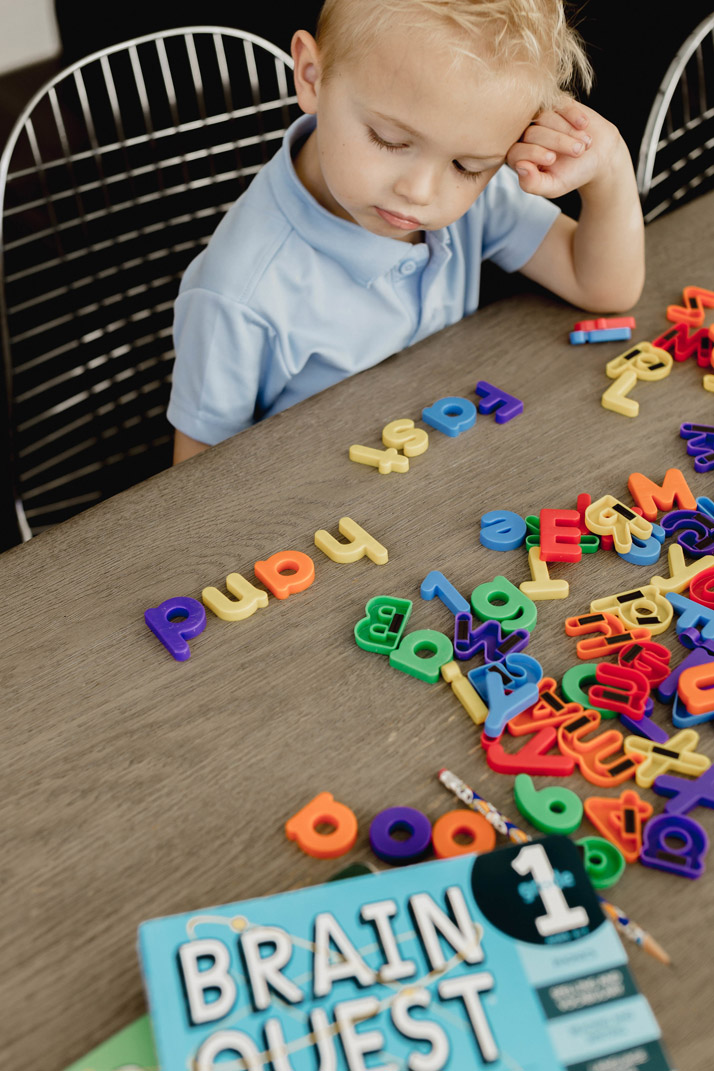 magnetic letters are a great way to teach your kids letters and sounds
