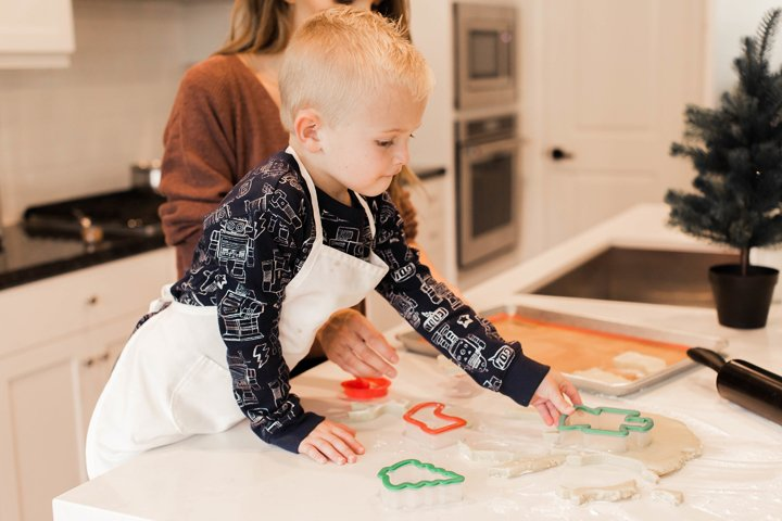 apron gift idea for kids