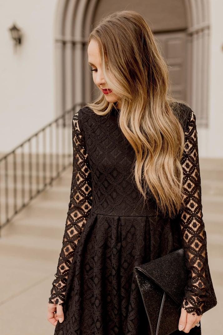 soft long curls