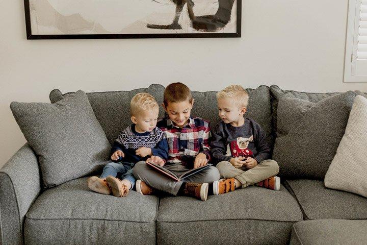 three ways to make getting them dressed easier