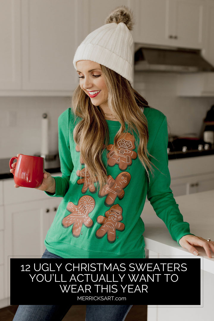 12 Ugly Christmas Sweaters
