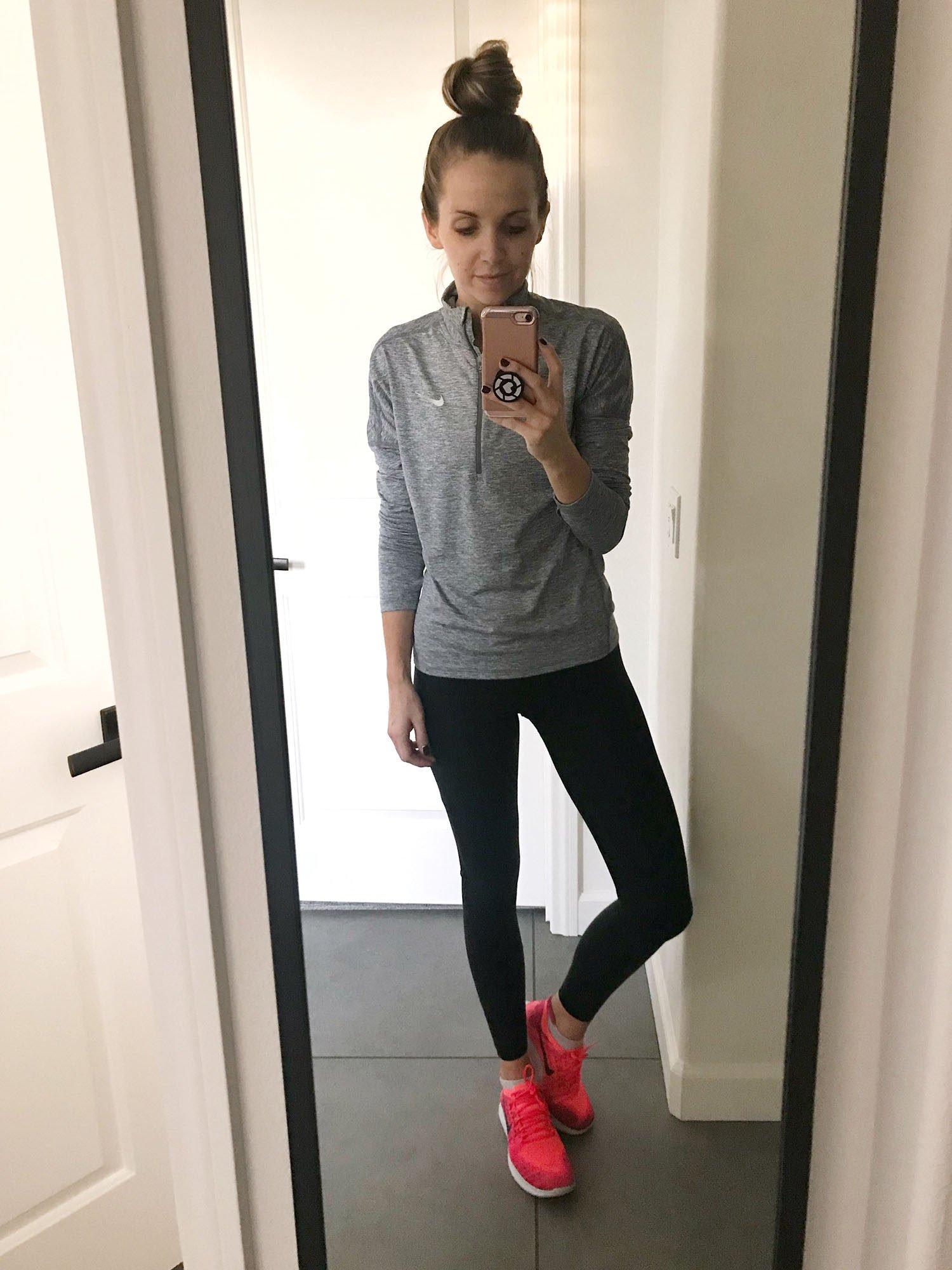 workout favorites from Nike   merricksart.com