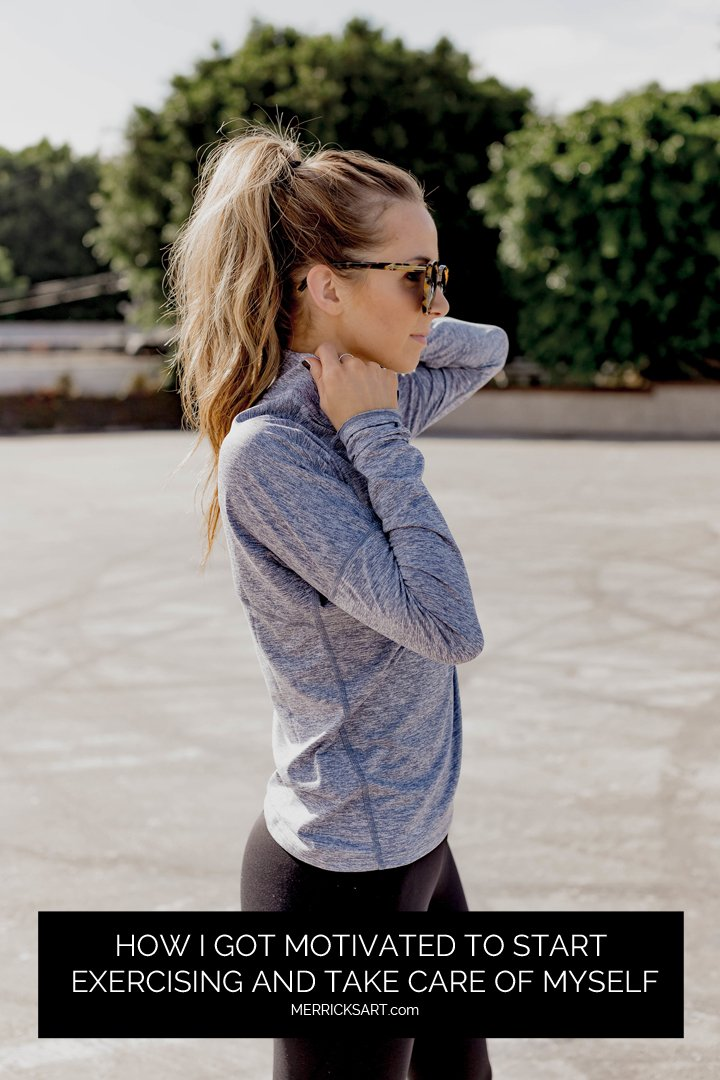 how to get motivated to exercise