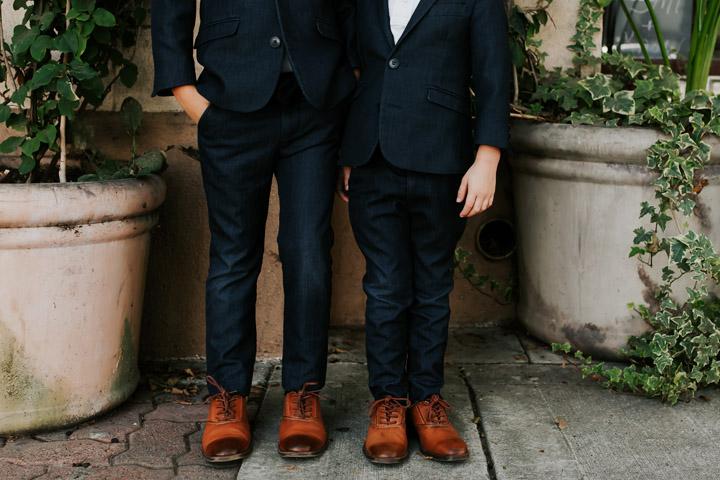 boys lace up dress shoes