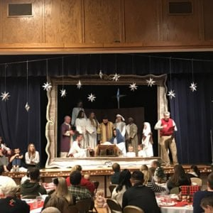 picture a christmas church program