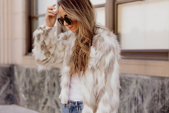 fur coat sewing tutorial
