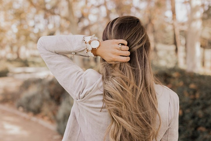 mon amie watches are an easy way to give back