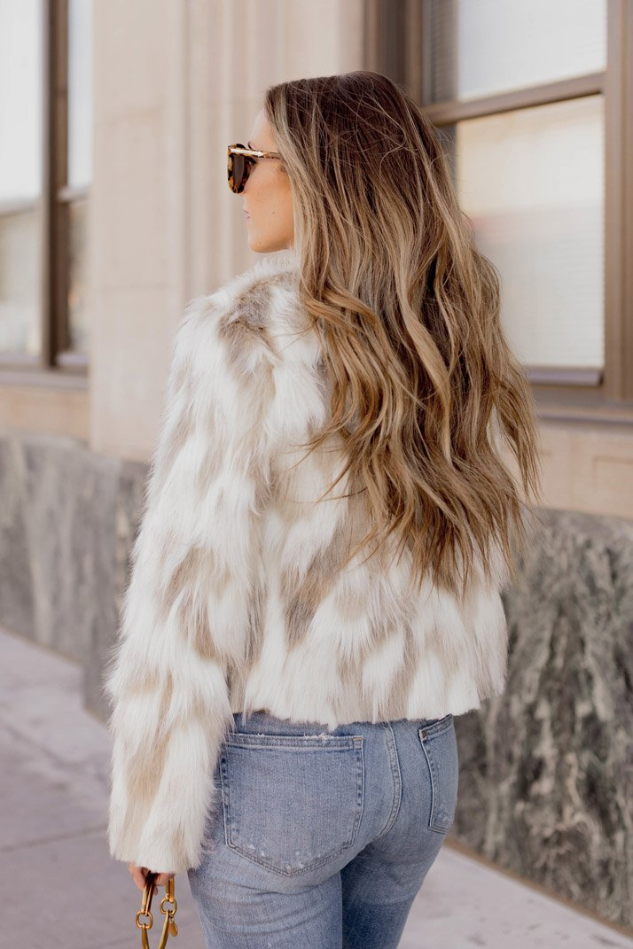 how to make a fur coat
