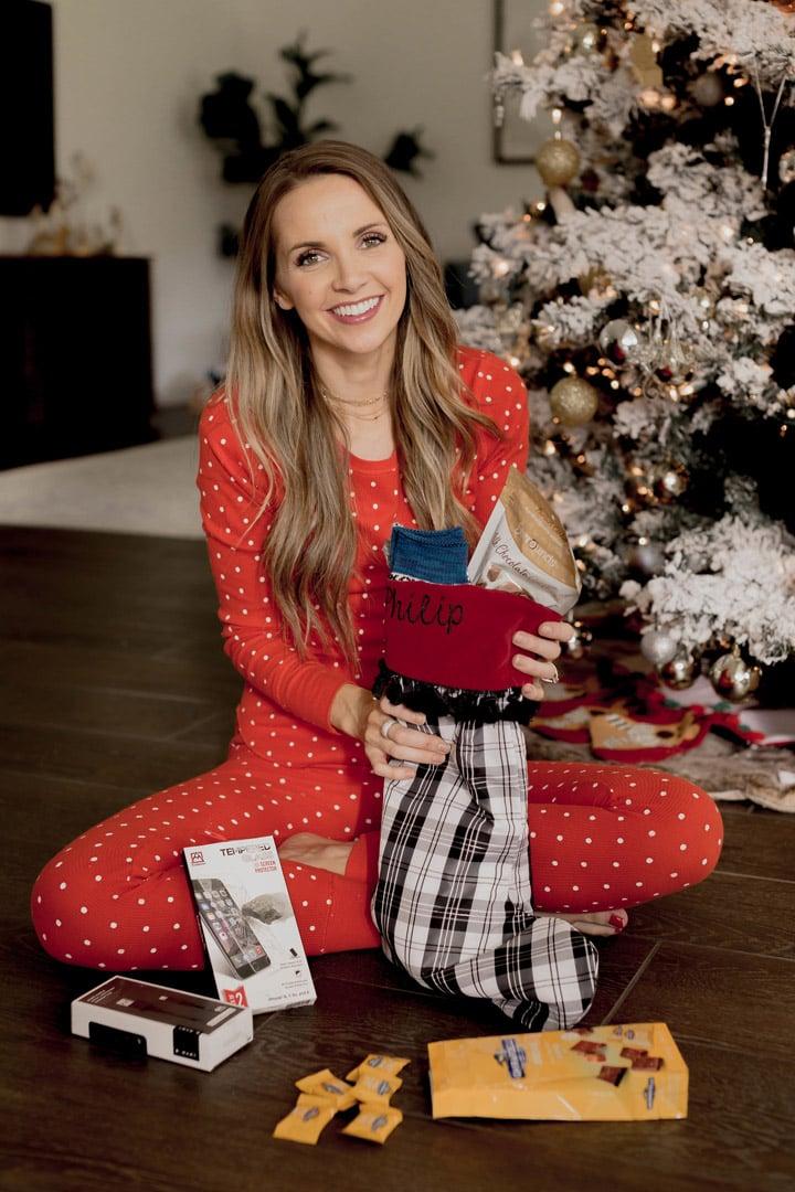 a brilliant idea to make stocking stuffers easy and fun