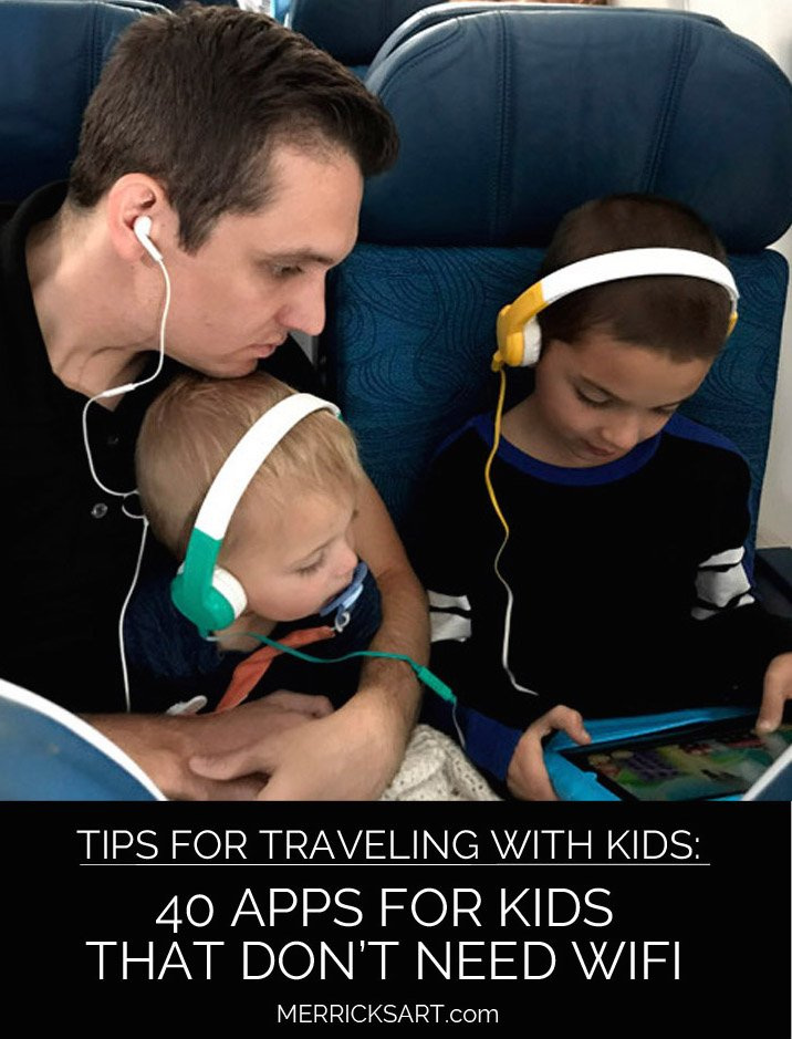 best apps for kids that don't need wifi