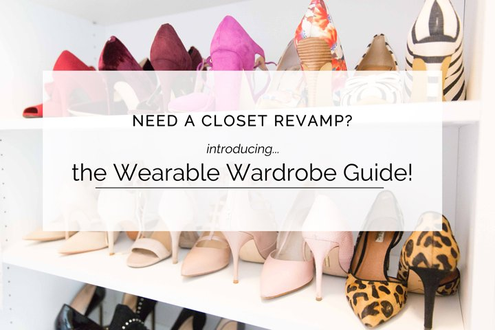 How to find your style, create outfits, and revamp your closet