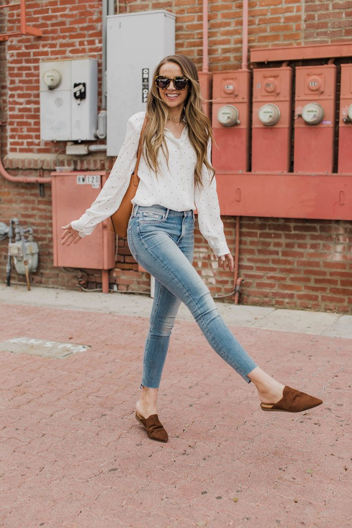 the most flattering jeans from Lucky Brand