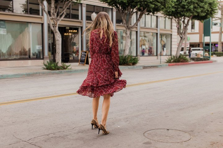 four easy tips for mixing prints in an outfit