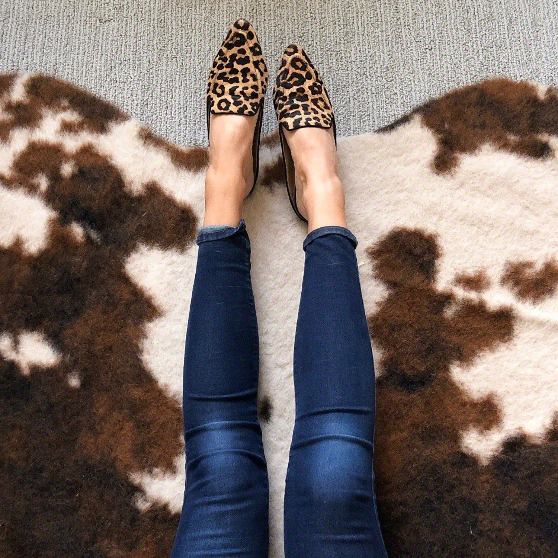 leopard mules | merricksart.com