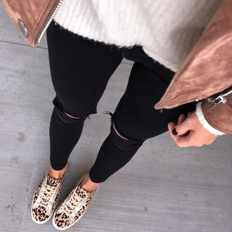 leopard sneakers | merricksart.com