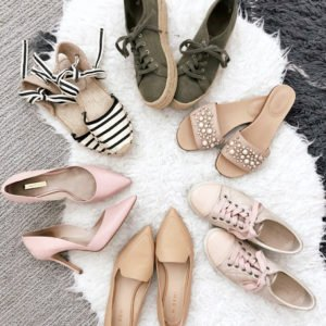 The best shoes for spring