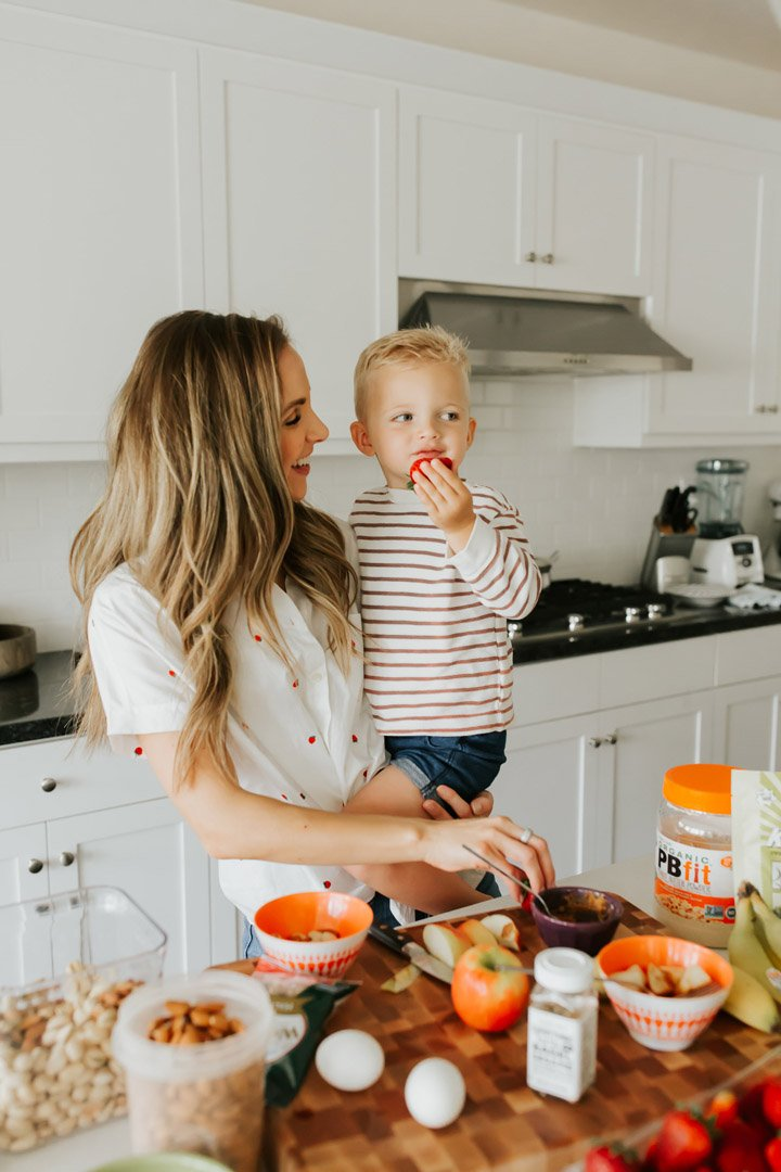 easy, delicious, healthy snacks the entire family will love