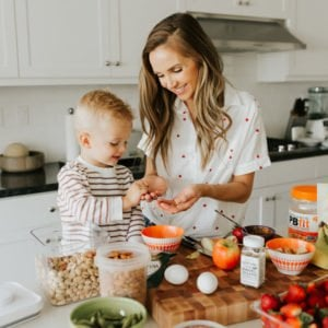 quick and easy snacks for families