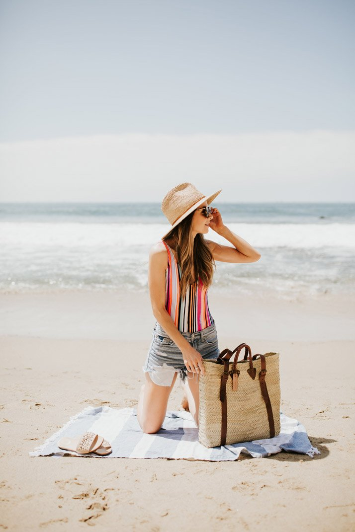 My top five beach essentials for a relaxing and fun day