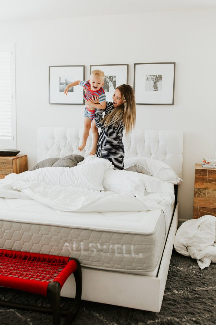 our allswell mattress is what dreams are made of