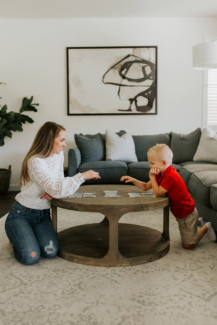 our favorite family games