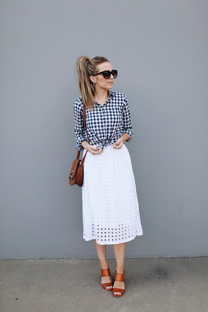 988982cfee 10 Ways to Style a Midi Skirt | Merrick's Art | Merrick's Art