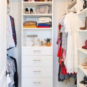 easy tips for organizing your closet