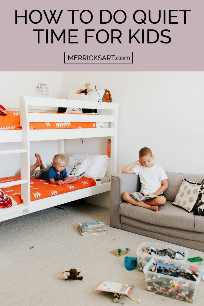 boys in shared bedroom
