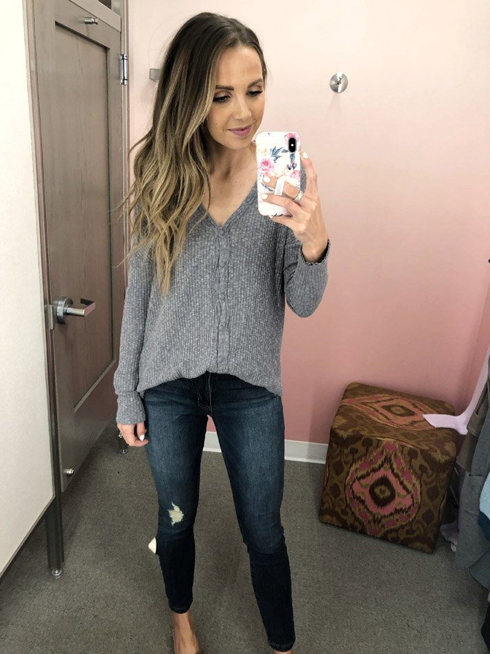 perfect comfy thermal for fall