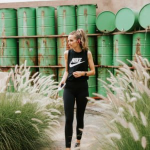 the best black yoga pants for lounging or exercising