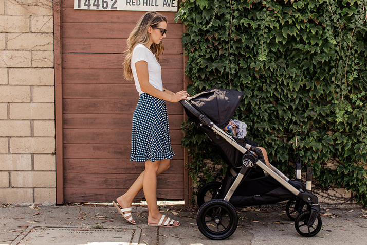 my favorite stroller is in the Nordstrom Anniversary Sale right now for $130 off!