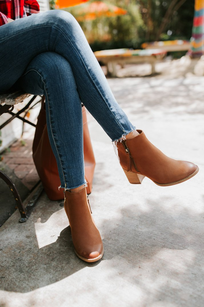 perfect ankle boots from the Nordstrom Anniversary Sale