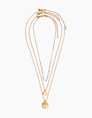 a new favorite necklace from Madewell