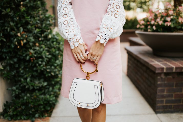 Blush Jumper Dress Free Sewing pattern