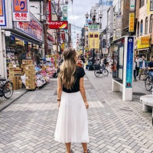 what to do, where to eat, and what to wear in Japan