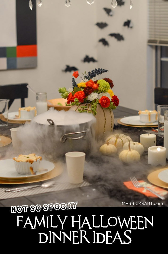easy family friendly halloween dinner ideas and recipes