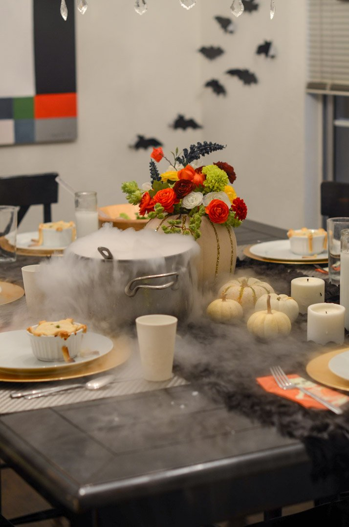 easy family halloween dinner ideas