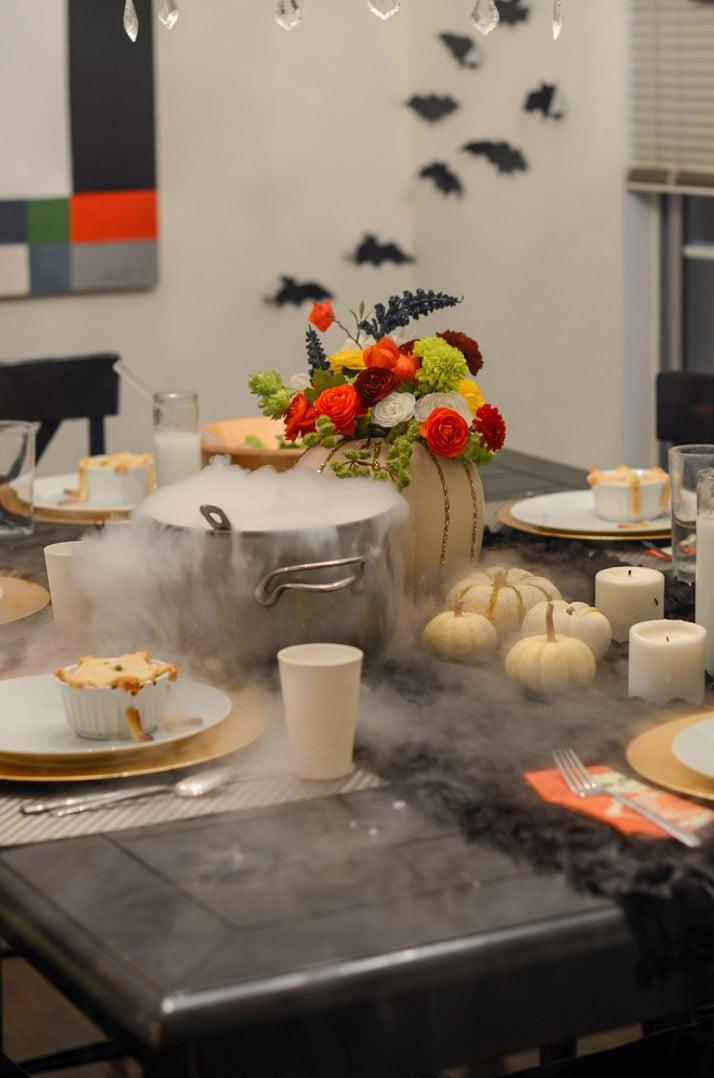 Not So Spooky Family Halloween Dinner Ideas Merrick S Art
