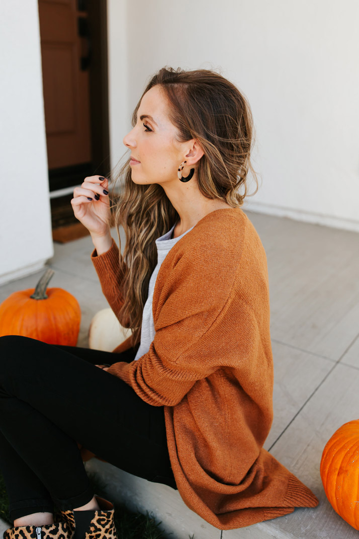 favorite jewelry for fall that's affordable!