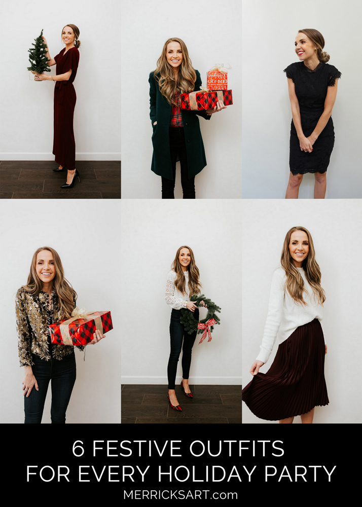 bf8c7a4b17b 6 Holiday Party Outfit Ideas for Every Occasion