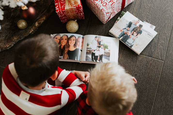 try mixbook for your family photo books this year!