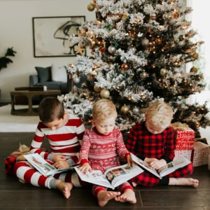 christmas photobooks are my husband's favorite gifts