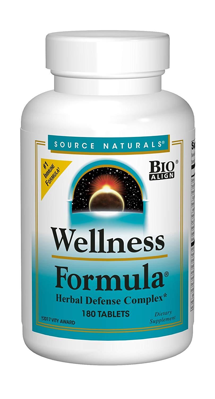 wellness vitamins