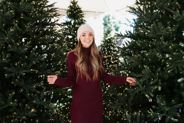 7f56912abec3f Dressed Up Dressed Down: Holiday Dress Outfits from Lulus ...