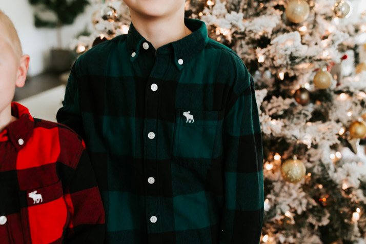 comfortable shirts for boys from Abercrombie Kids