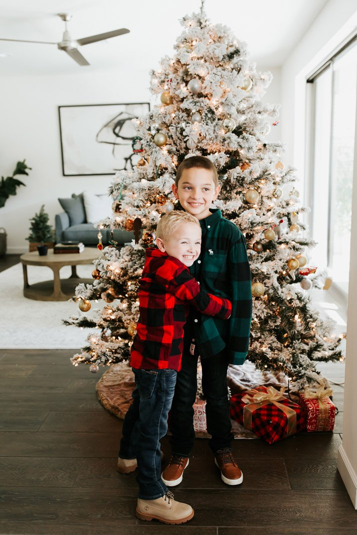 cozy cute holiday outfits for boys