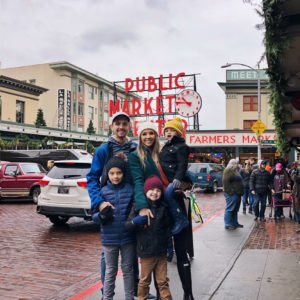 merricksart pike place market with the family