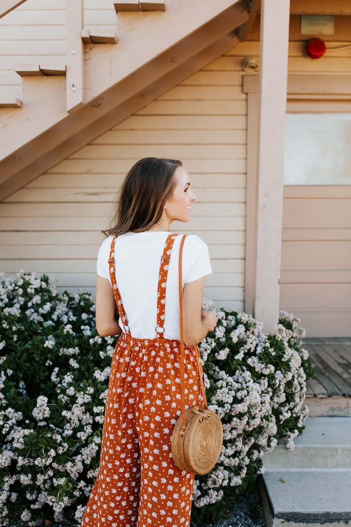an easy jumpsuit for summer