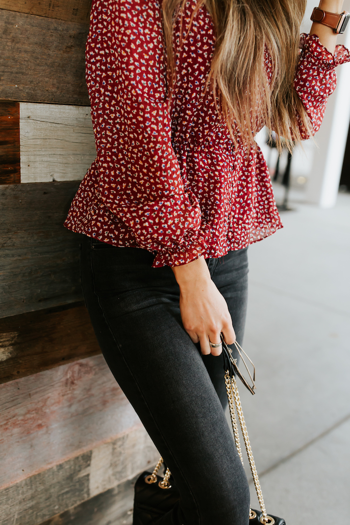 madewell top details