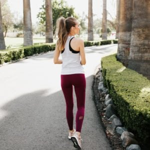 my four favorite exercise leggings for women